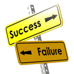 You're Going To Fail And Succeed – On Some Level