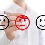 Interpreting Negative Feedback